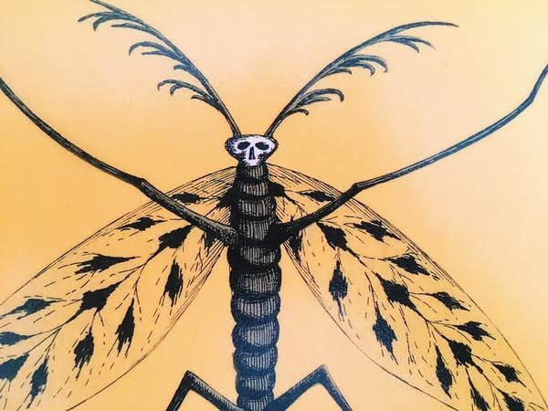 エドワードゴーリー 蟲の神