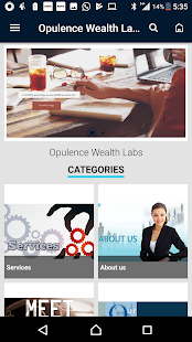 Opulence Wealth Labs - Aspire, Act, Achieve - náhled