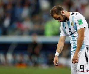 Gonzalo Higuain a pris une grande décision concernant son avenir