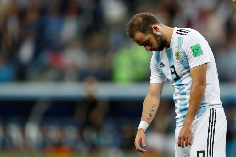 """Killer Rode Duivels op WK 2014 geeft er de brui aan bij Argentinië: """"Heb altijd alles gegeven"""""""