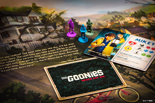 Hey You Guys! You Need this Nostalgic Goonies Game for Summer Game Nights