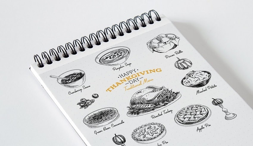 Gói vector vẽ bằng illustrations ẩm thực quốc tế