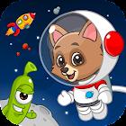 太空冒险:飞往月球 icon