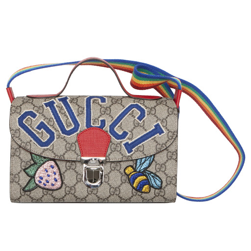 Primary image of Gucci Multi-Coloured Messenger Bag