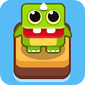 Hungry Dino - Free casual game icon