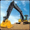 Sand Excavator Truck Simulator icon