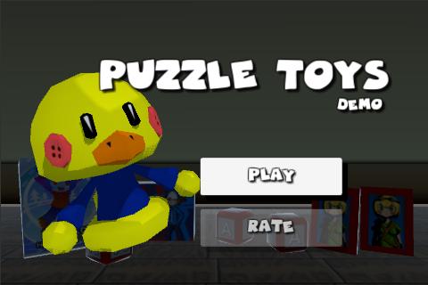 Puzzle Toys Demo