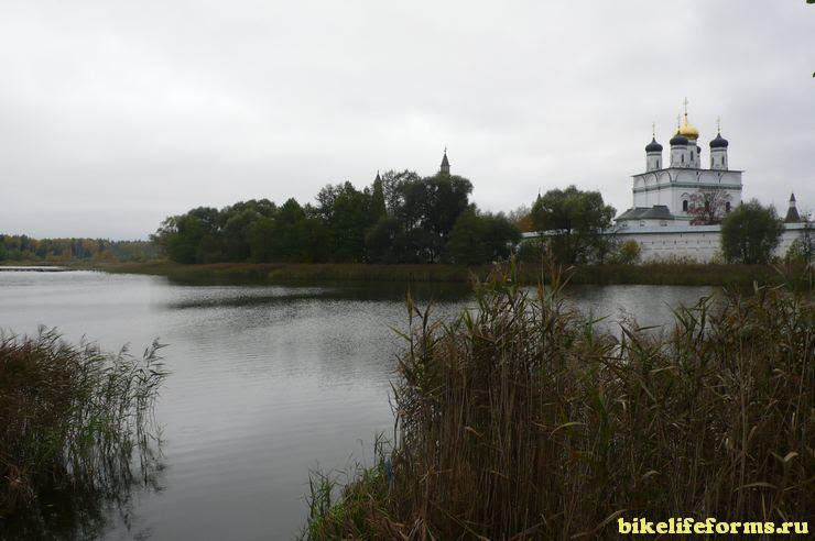 Веломаршурт под Волоколамском
