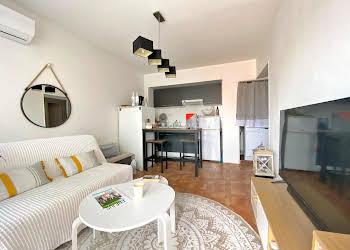 Appartement 2 pièces 34,34 m2