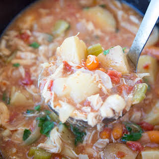 Slow Cooker Chicken Stew With Potatoes Recipes.