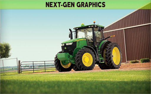 Farming Simulator 19: Real Tractor Farming Game 1.1 screenshots 14