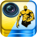 Six Pack Photo Montage Editor icon