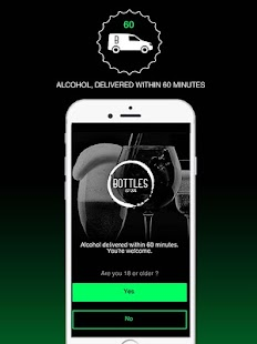 Bottles - Alcohol Delivery- screenshot thumbnail