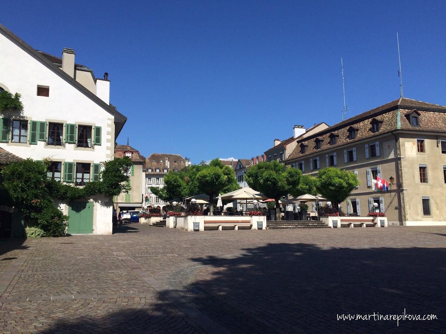 Nyon, Švajčiarsko