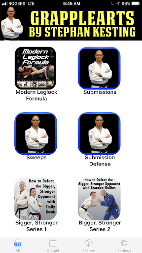 BJJ Master App by Grapplearts 6.0 androidtablet.us 1