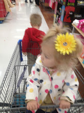 Photo: Just a typical arrangement for a typical shopping trip.