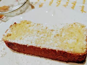 Cream Cheese Keto Pound Cake