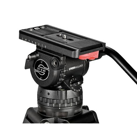 DV 12 SB Fluid Head Sachtler