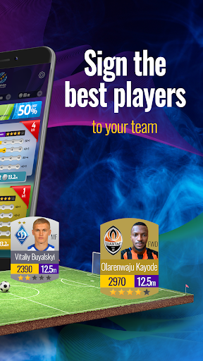 Real Manager Fantasy Soccer at another level 1.1.70 screenshots 2