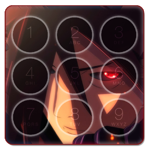 Sharingan sasuke lockscreen for Android Free Download - 9Apps