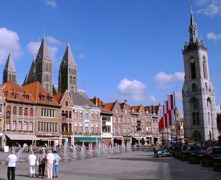 Discover and taste Tournai