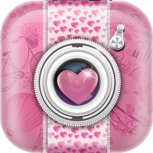 ロマンチックな愛のフォトフレーム 娛樂 App LOGO-硬是要APP