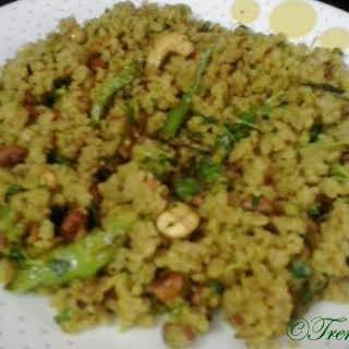 Tamarind Red Poha Recipe | Atukula Pulihora.