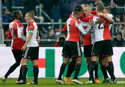 Originele straf voor laatkomers bij Feyenoord