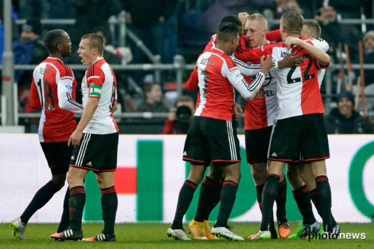 Une sanction originale à Feyenoord