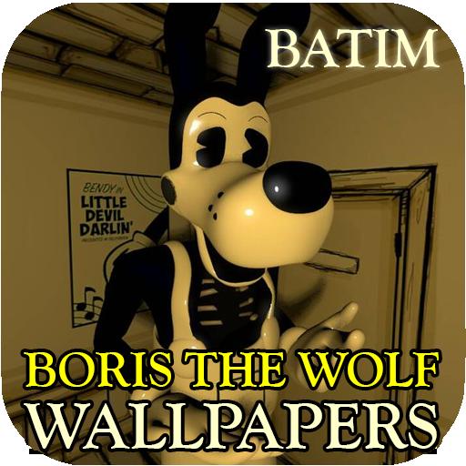 Boris the Wolf Wallpapers