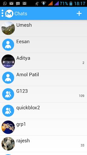 Mezanger screenshot 5