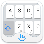 TouchPal Simple Style Theme