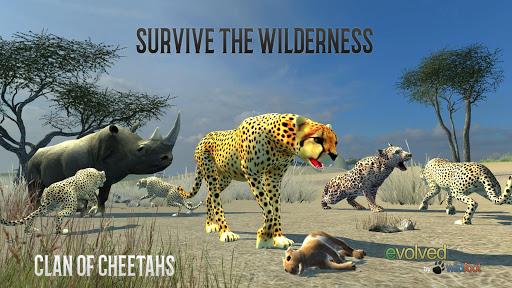 Clan of Cheetahs screenshot 2