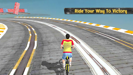 Reckless Rider 4.1 screenshots 3