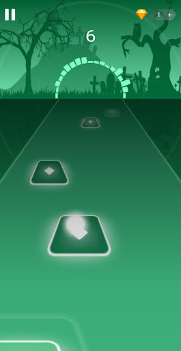 Dancing HOP: Tiles Ball EDM Rush apkpoly screenshots 4