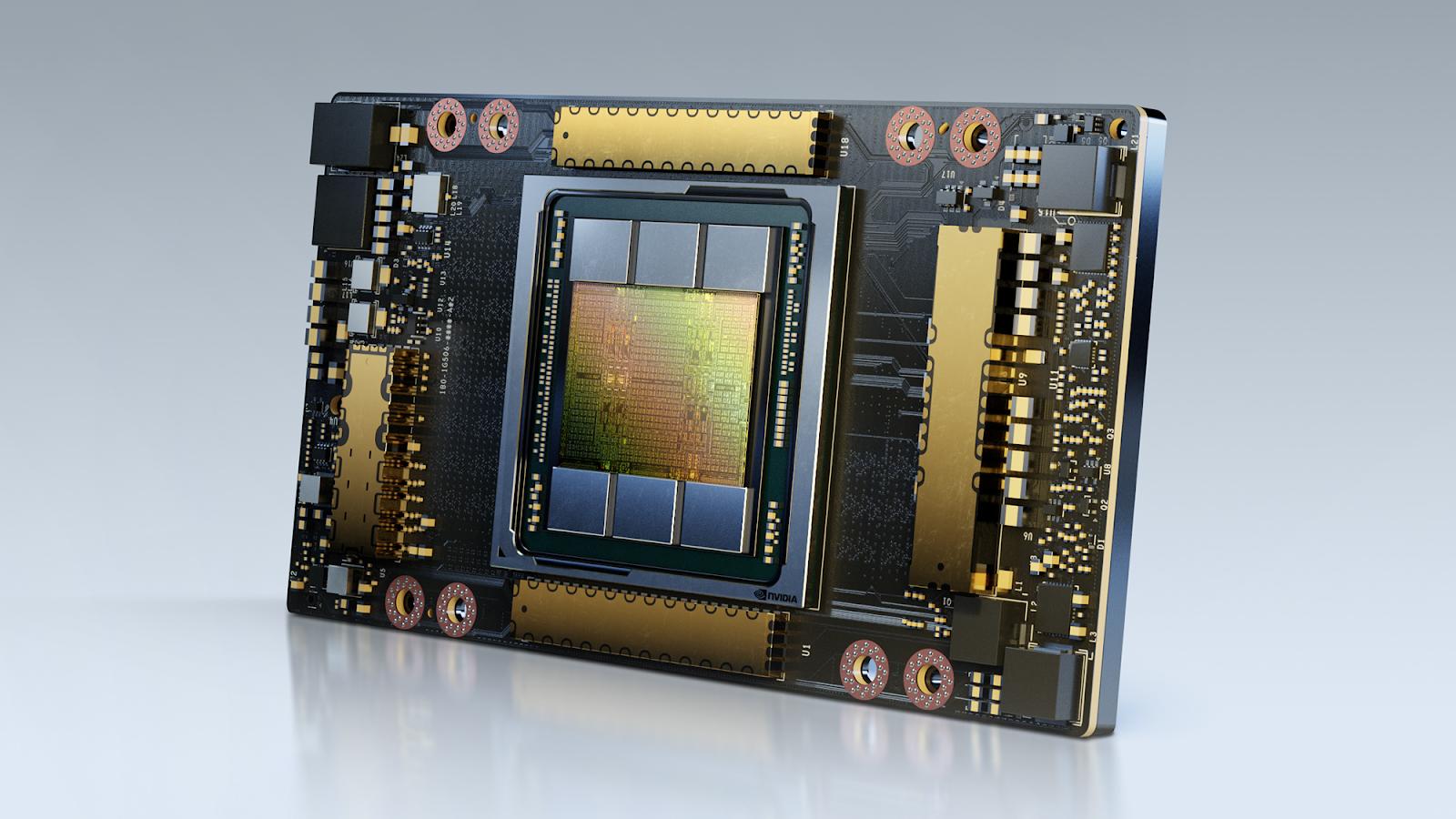 NVIDIA GPU A100