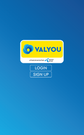 Valyou screenshot