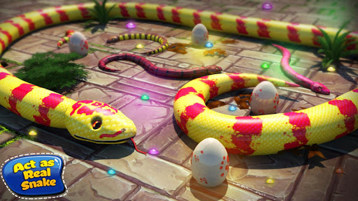 3D Snake Game.io - Multiplayer  captures d'écran 2