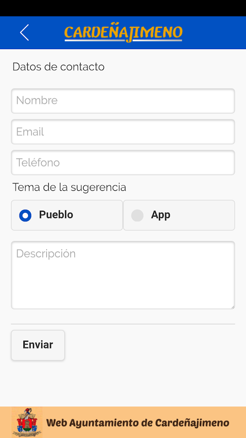 Cardeñajimeno- screenshot