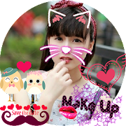 Cat Face Pro - Beauty Photo Stickers