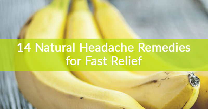 14 Natural Headache Remedies for Instant Relief
