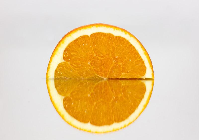 frazione di arancia di kareas