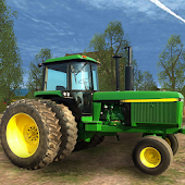Tractor Farm Simulator 2015