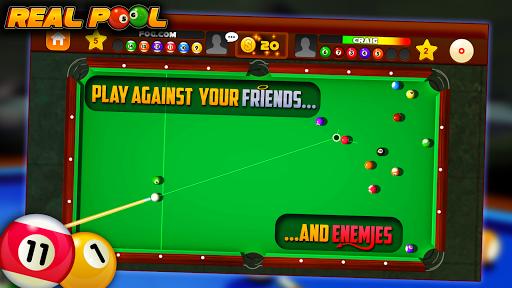 玩免費體育競技APP 下載Real 8 Ball Pool app不用錢 硬是要APP