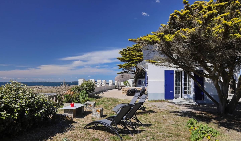 Maison avec terrasse Le Croisic