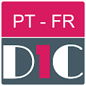 Portuguese - French Dictionary & translator (Dic1) icon