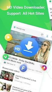 APUS Browser: private browser, HD video downloader apk download 1