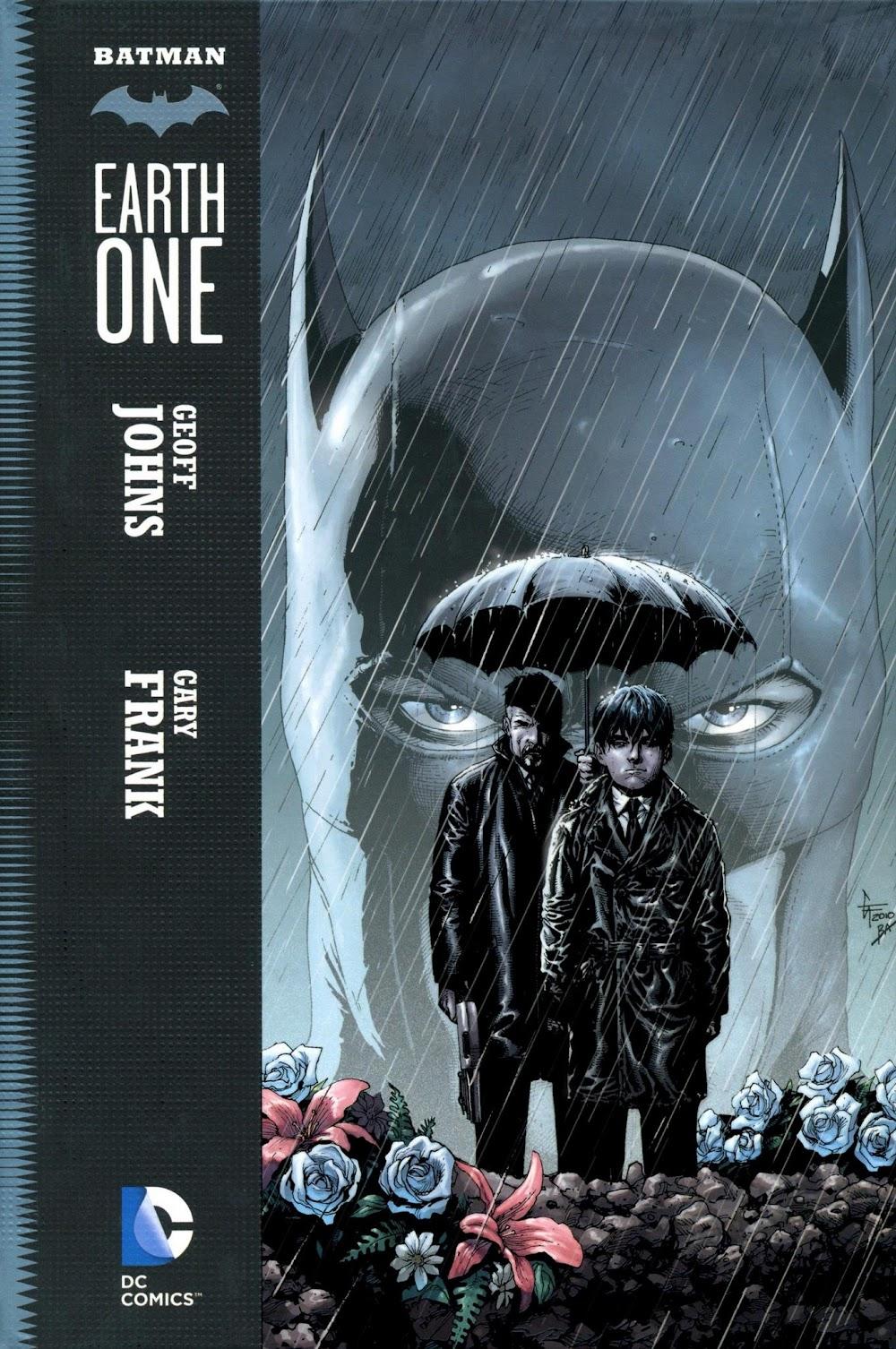Batman - Earth One Vol. 1 (2012)