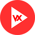 VX Video Player 2020 - HD Video Player All Format icon