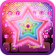 Glitter star color neon keyboard Download on Windows